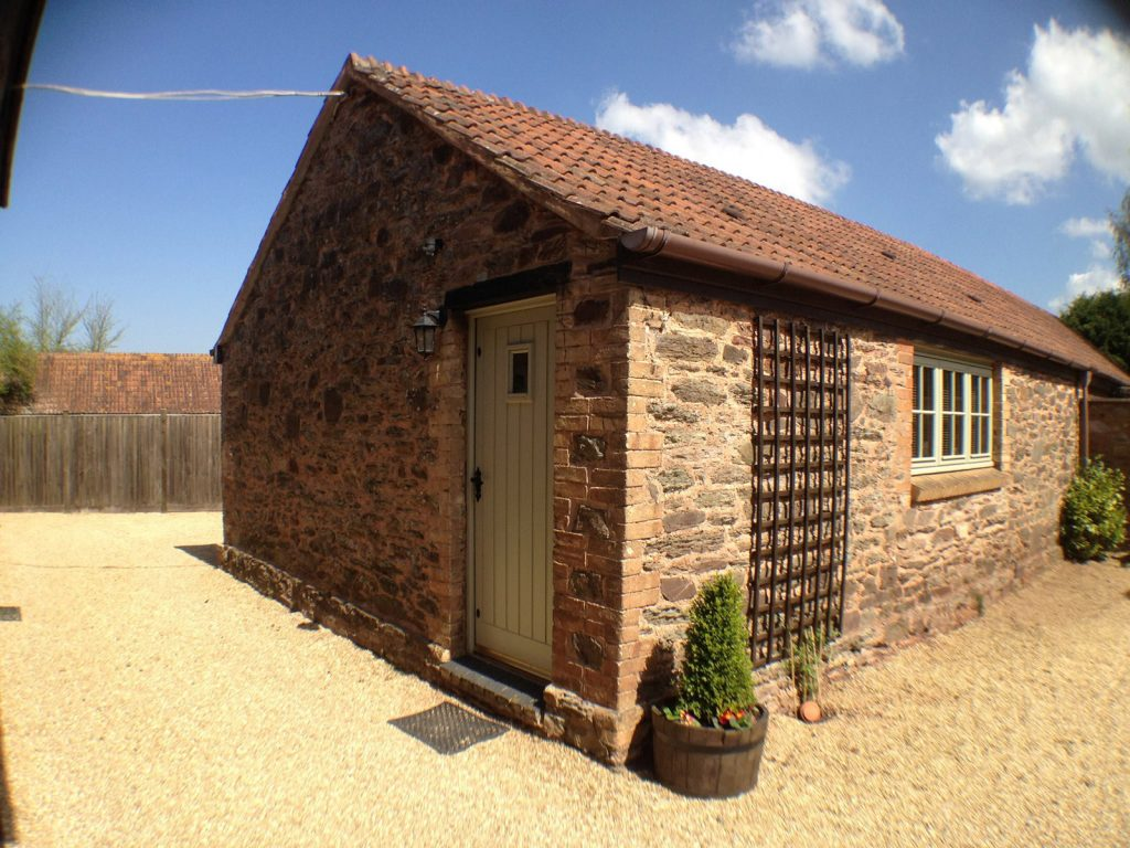 Dragonfly Barn Conversion Accommodation